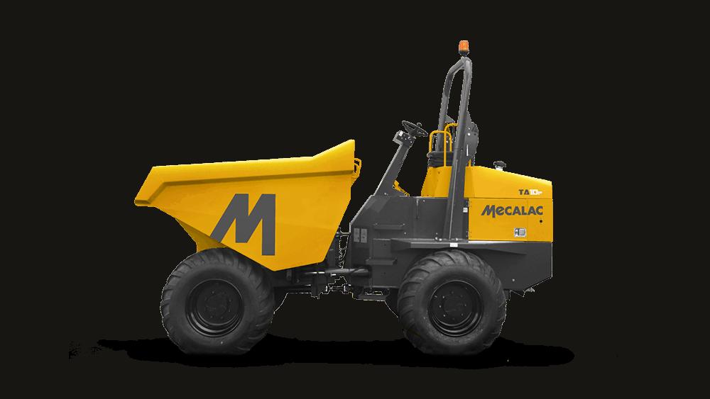 Baustellen Dumper TA10P