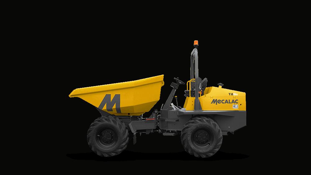 Dumper Mecalac TA6