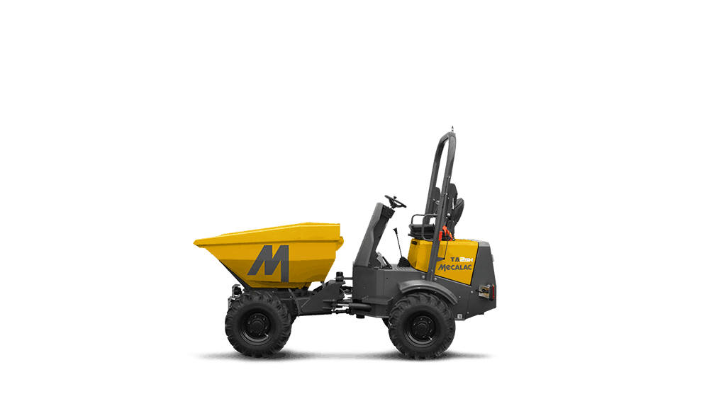 Baustellenkipper Mecalac TA2H