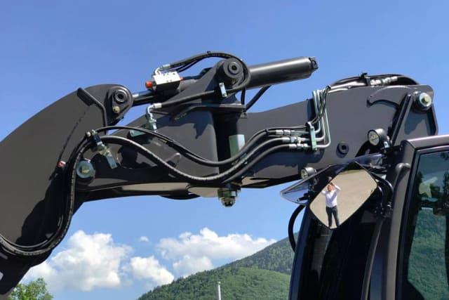 Mobilbagger Mecalac 15MWR