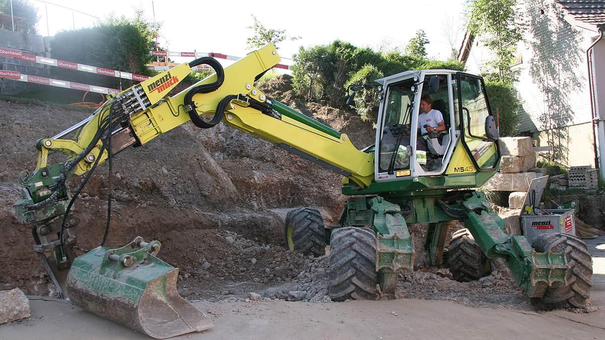 Mecalac Greenjob 12MTX