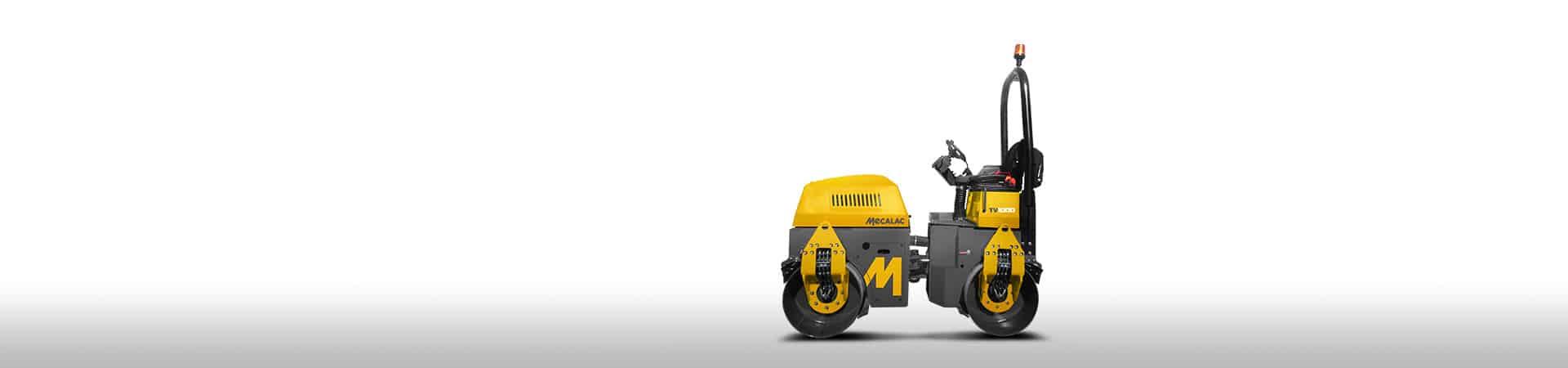 Mecalac TA9 Baustellenkipper