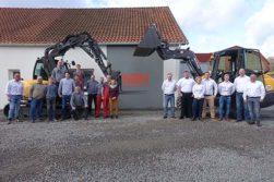 MBN Ansprechpartner Baumaschinen Vertrieb Miete Service