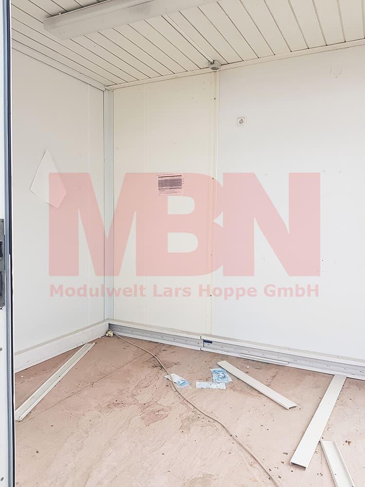 gebrauchter SB Container bei MBN