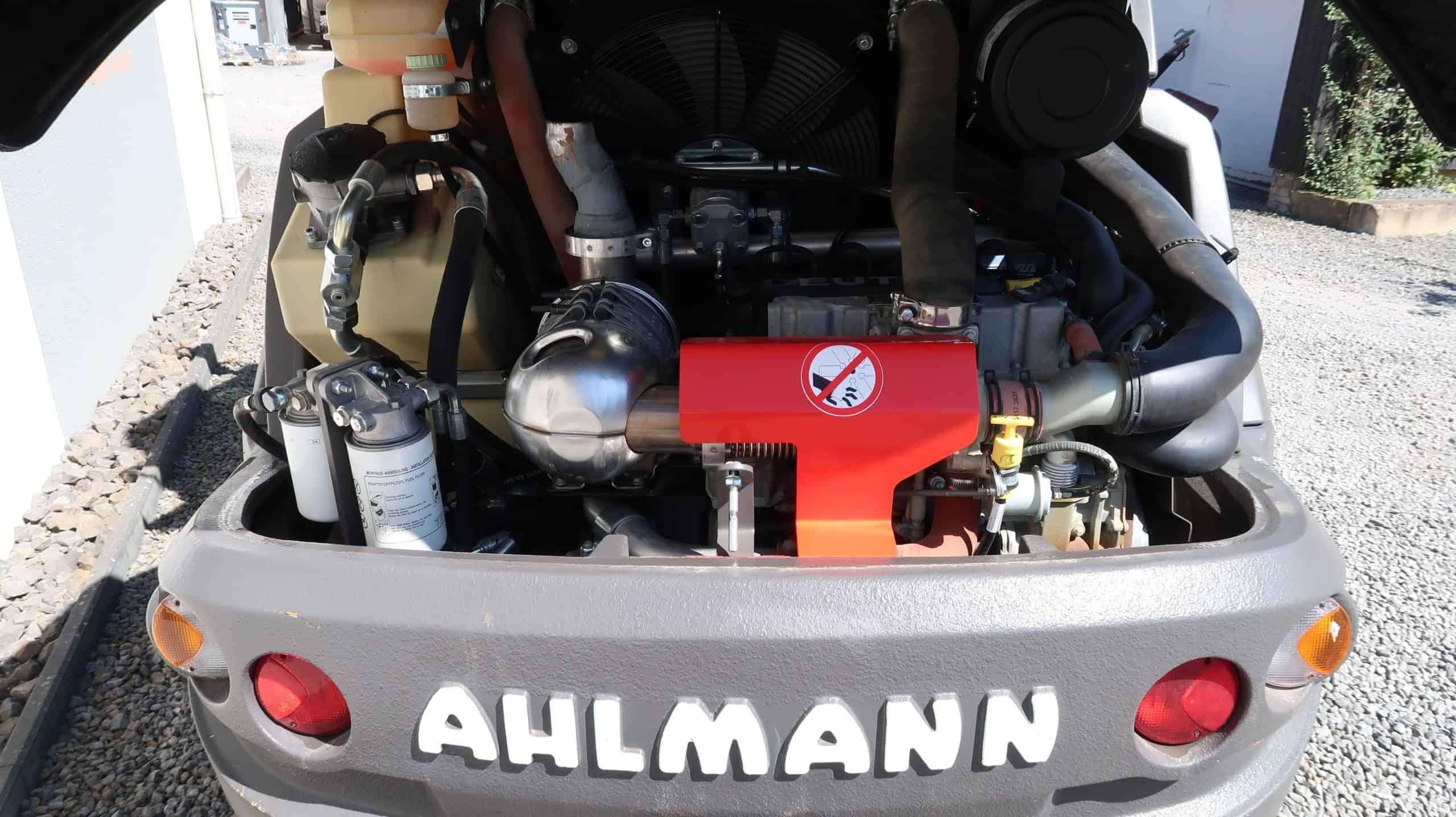 Ahlmann-Mecalac-Frontlader-AF-1050-Motor