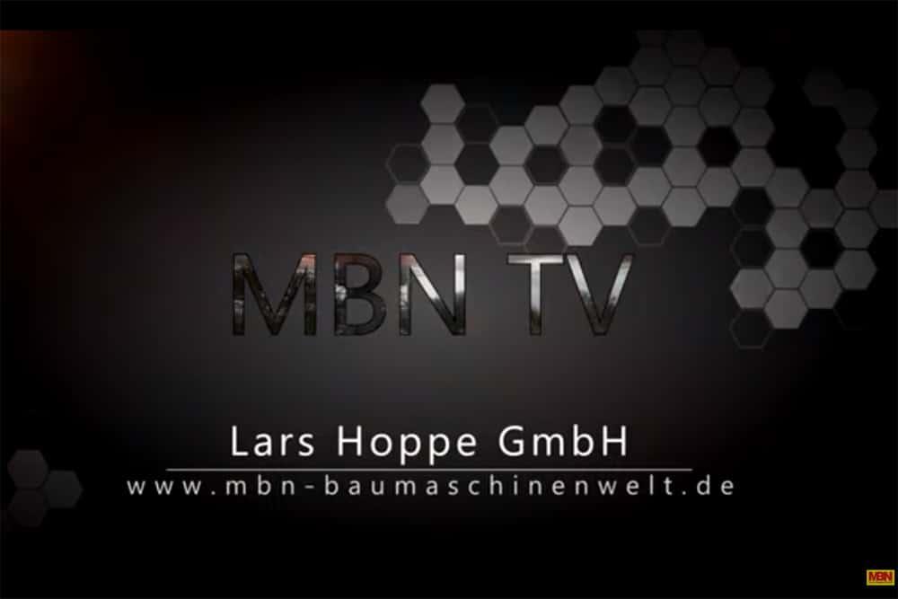 MBN Baumaschinen TV