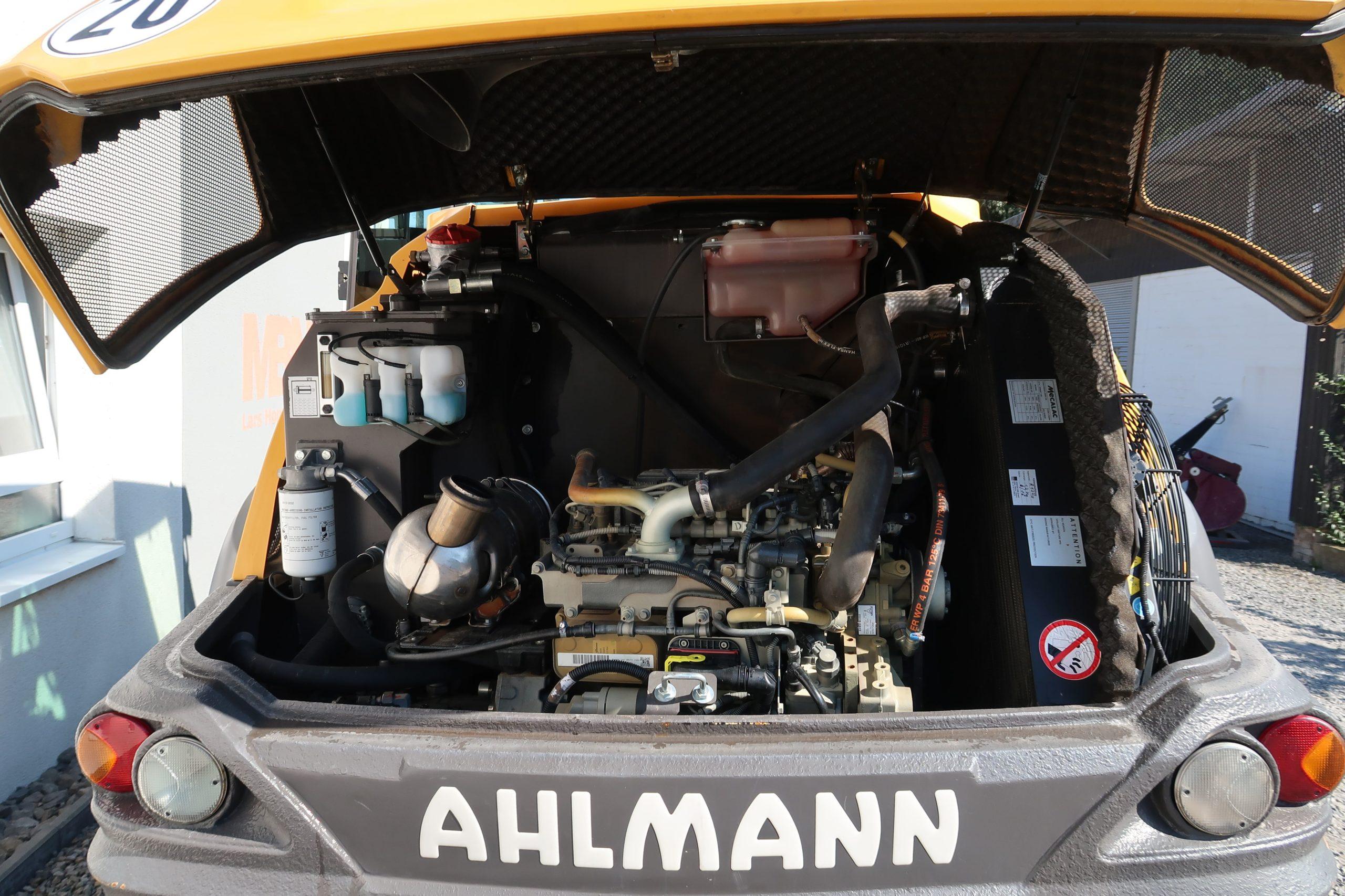 Ahlmann-AS-1600-Motor