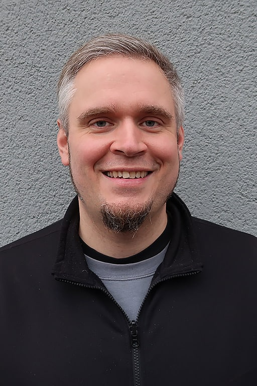 Marcus Pöschl. Werkstattleiter