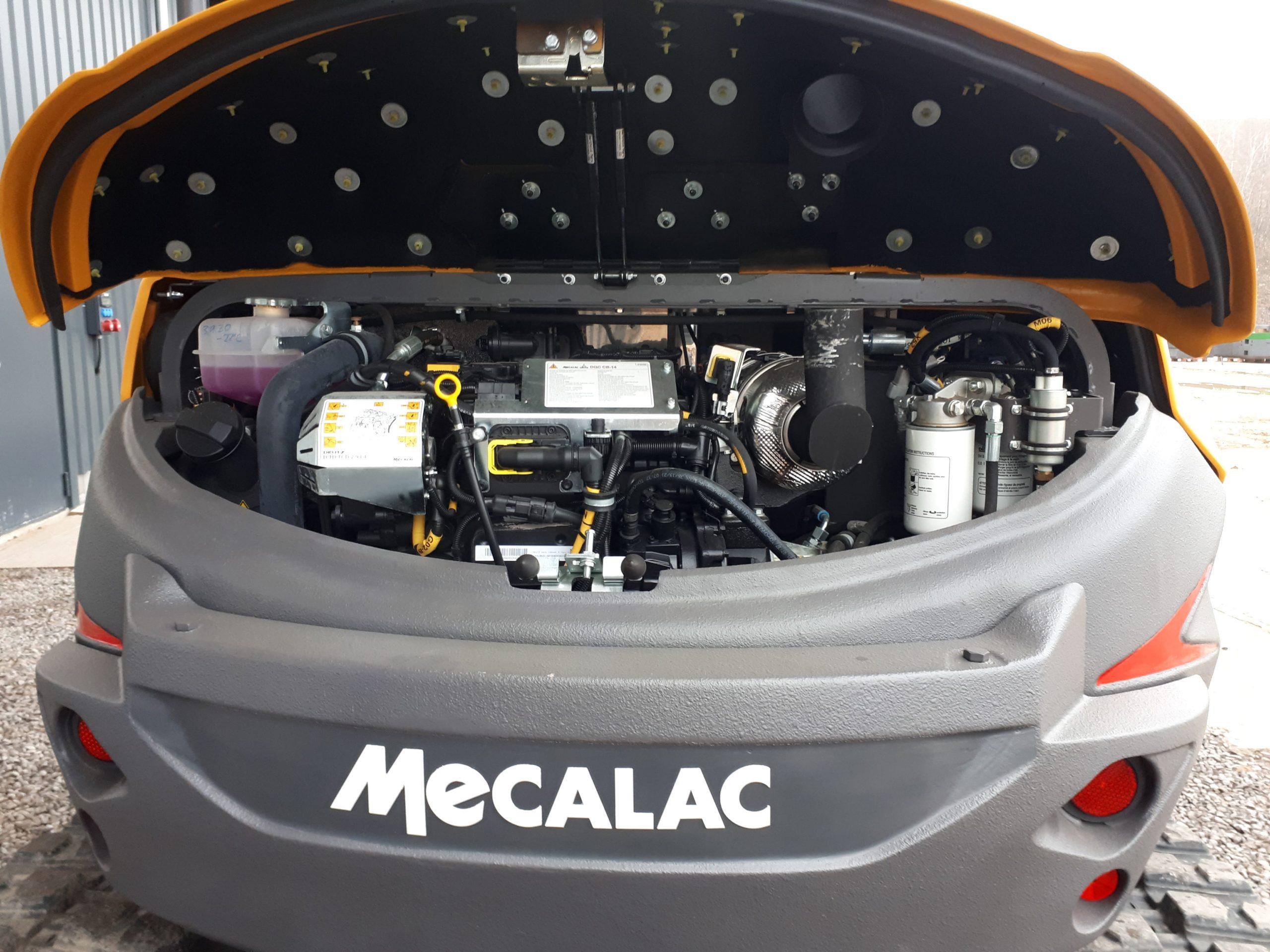 6MCR_Kettenbagger_Skidloader_Mecalac_MBN_kaufen_Stadthagen_Hoppe_Hannover_Motor
