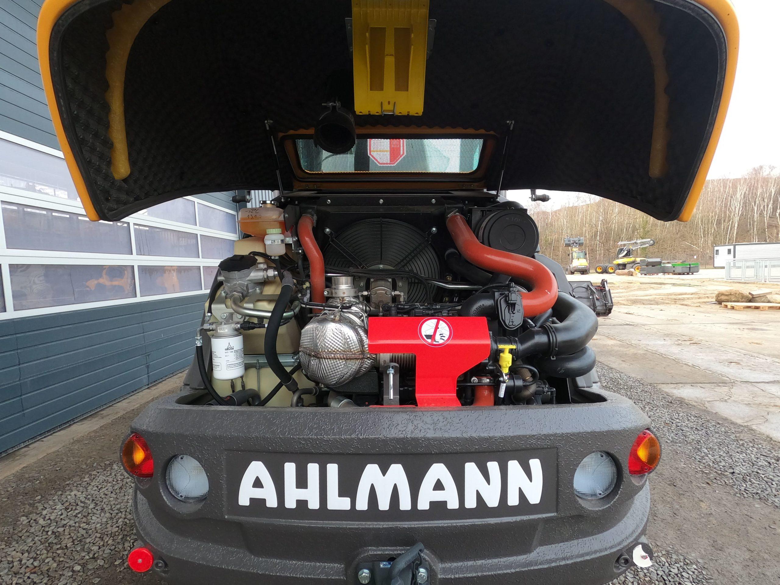 AS900_Ahlmann_Mecalac_Schwenklader_Radlader_MBN_Hoppe_Hannover_Stadthagen_kaufen_Motor